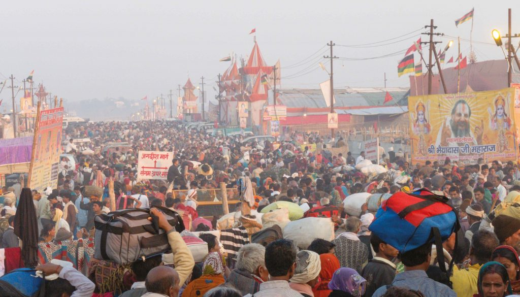 Allahabad Kumbh 2013 -Collective Consciousness.